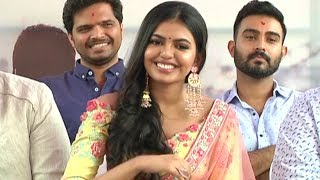 Rajasekhar daughter Shivani Speech | 2 States Movie Launch | Adivi sesh
