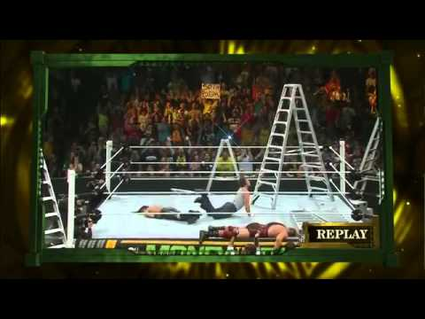 WWE Money In The Bank 2014 full show