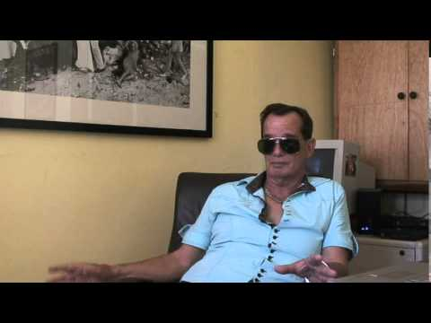 Reggae TV Australia - Joe Bogdanovich Interview @Down Sound Studios 2011