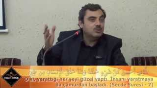 Mustafa Karaman - İnsanın Çamurdan Yaratılışı