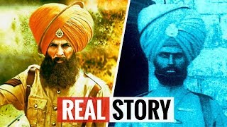 Kesari Movie Real Story - Battle of Saragarhi History In Hindi