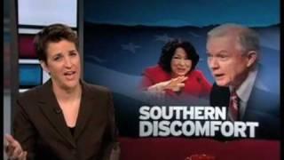Maddow Analyzes Republican Race & Gender Tactics - Part 1 (HQ)