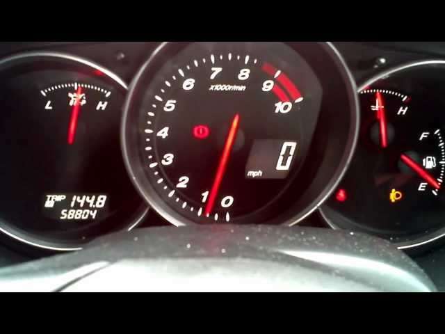 2004 Mazda RX8 starting issues - YouTube