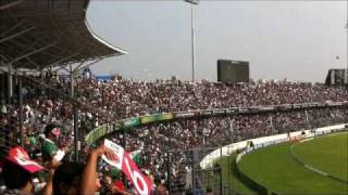 At the India vs Bangladesh World Cup 2011 Opening Game