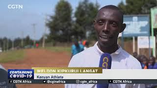 Global pandemic leaves Kenyan athletes stranded