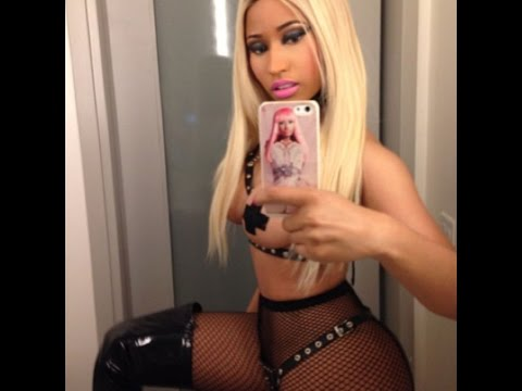 Nicki Minaj - Ultra Sexy Tribute - Big booty - Celebrity Booty - 2014