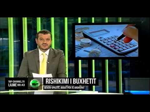 Revista Televizive e Mbrëmjes, 09 Shtator 2015 - Top Channel Albania - News - Lajme