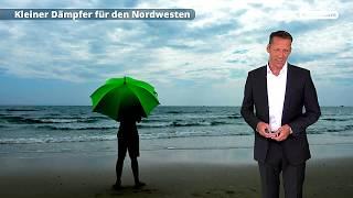 Wetter Die aktuelle Vorhersage 20.08.2018