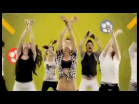 Waving Flag Celebration Mix Lyrics  Part 1 English Part 2 Arabic  Fifa 2010 (lyrics) (hd) video