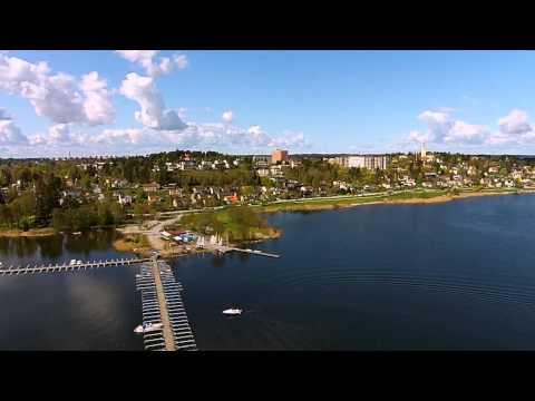 Sollentuna Sweden Skyview