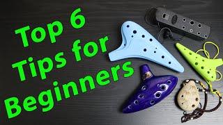 6 Ocarina Tips for Beginners || OcTalk (Ocarina Tutorial)
