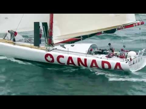 The O Canada Story - Part 1 - Journey to Vendee Globe series