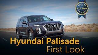 2020 Hyundai Palisade - First Look