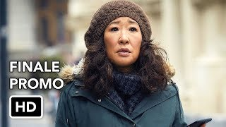 "Killing Eve 1x08 Extended Promo ""God, I'm Tired"" (HD) Season Finale - Sandra Oh, Jodie Comer series"