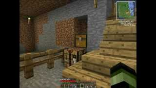 Minecraft: Modded Survival Ep. 34 Starting The Cow Farm