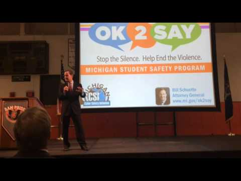 Michigan Attorney General says end stop-snitching culture for one of responsibility