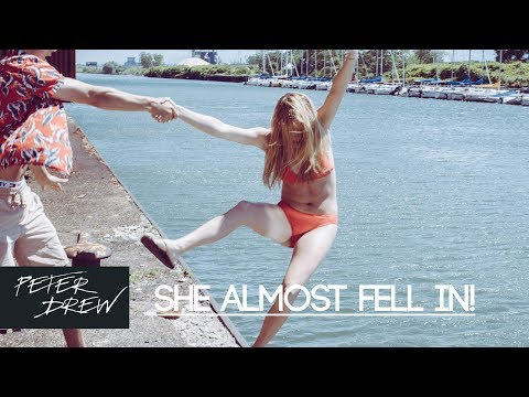 Birthday Month Vlog 26 : SHE ALMOST FELL IN!