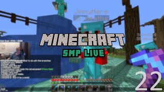 CallMeCarson VODS: Minecraft SMP Live (Part Twenty Two)