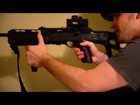 Hi-Point 995 Review - 9mm Carbine