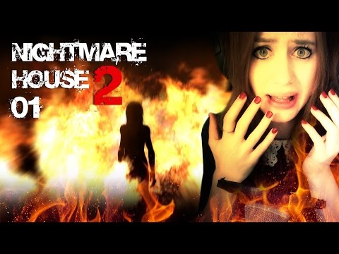 Let's Play: Nightmare House 2 [HORROR] [FACECAM]#01