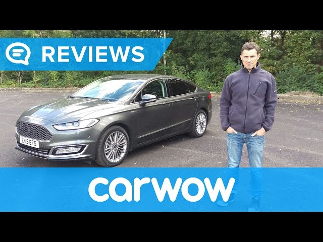 Ford Mondeo Vignale 2017 Saloon review | Mat Watson ...