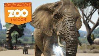 AN EVEN BETTER ZOO OF ALL TIME! - Zoo Tycoon Ultimate Animal Collection