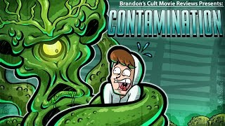 Brandon's Cult Movie Reviews: Contamination