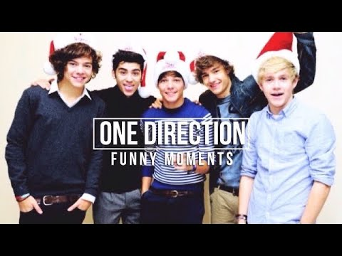 One Direction Funny Moments video