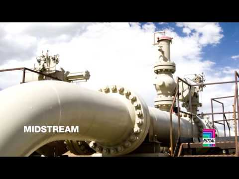 Rittal Keeps The Oil and Gas Industry Running