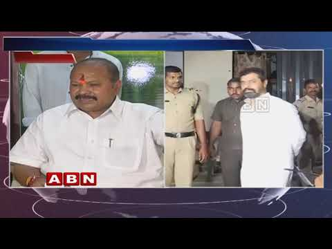 Kanna Lakshmi Narayana responds on IT Raids in CM Ramesh's Premises | ABN Telugu