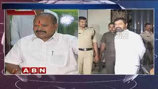 Kanna Lakshmi Narayana responds on IT Raids in CM Ramesh's Premises