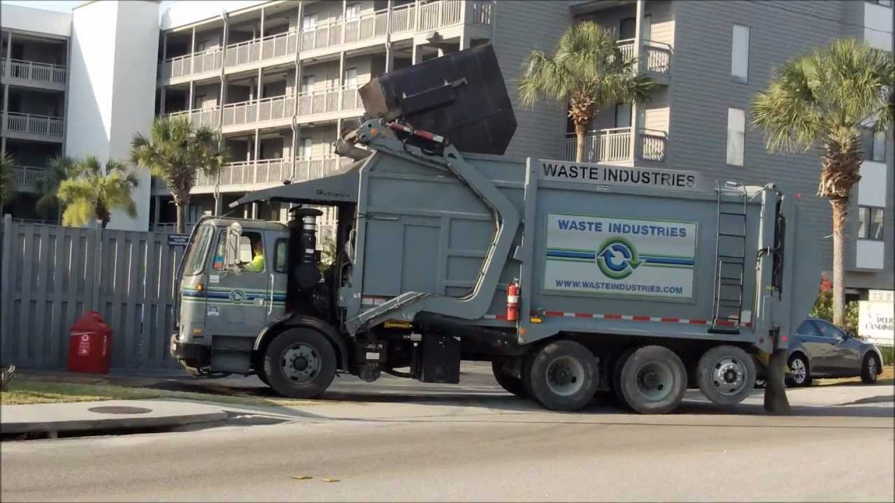 Waste Industries Myrtle Beach