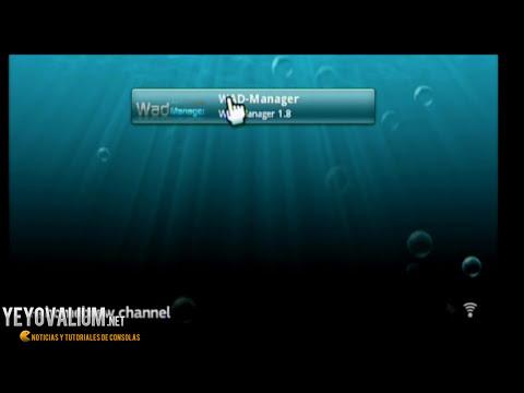 Wii - Instalar Wads (Canales nuevos)