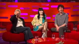 Jessie J The Graham Norton Show, 2012