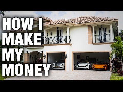 THE TRUTH - HOW I AFFORD ALL MY CARS