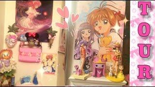 Disney/Kawaii/Anime Bathroom TOUR!