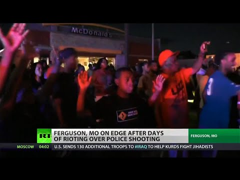 Ferguson remains tense after riots, protests