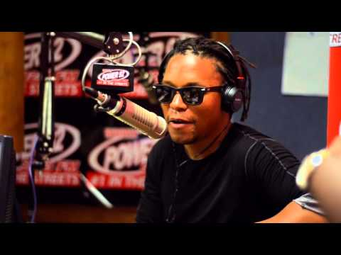 Lupe Fiasco Interview with Dj Pharris HD