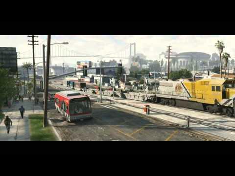 Grand Theft Auto V  Official Trailer #2