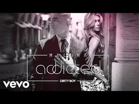 Maluma - Addicted (Audio)