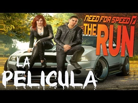 Need for Speed The Run ( La pelicula Full español ) HD 720p Movie Game por Marval YouGames