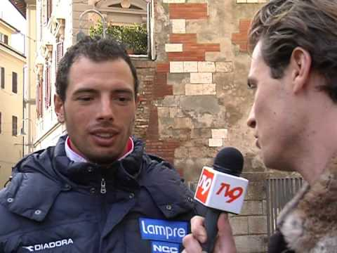 Andrea Giannini intervista Alessandro Ballan