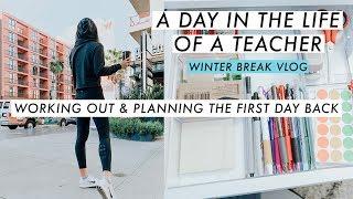 A Day in the Life of a Teacher: Elementary School Teacher Prep