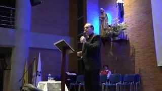 Padre Jose E Hoyos Buscando Sentido a la Vida con Cristo.Bogota colombia.