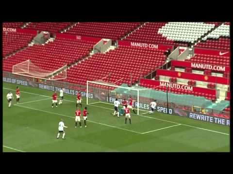 Man Utd 3 - 3 Aston Villa (Reserves Play-off final 2010)