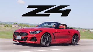 2020 BMW Z4 M40i Review - The Luxury Roadster