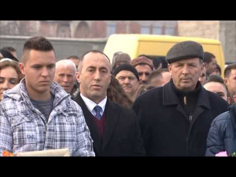 Lajme - Tubim përkujtimor në Rogovë të Hasit (29 janar 2014)