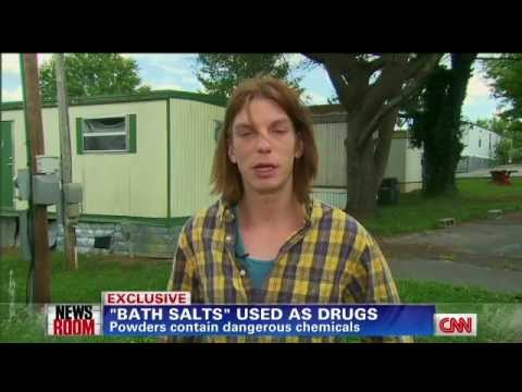 0 Bath Salts = Jason Voorhees Hallucinations