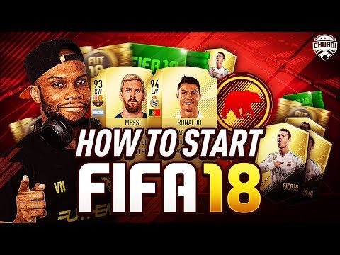 HOW TO MAKE COINS IN FIFA 18 AT LAUNCH!