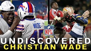 From a Premiership Rugby Star to Making an NFL Roster: Christian Wade's Journey in American Football
